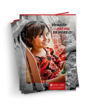 Hand of Hope brochure