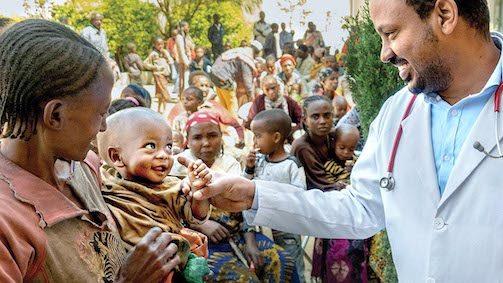 Medische missies Hand of Hope