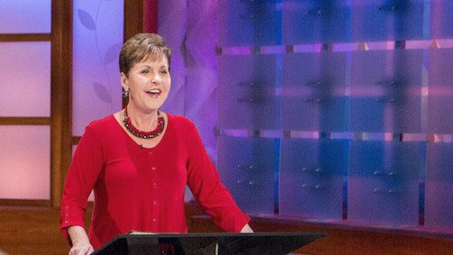 Uitzendingen van Joyce Meyer wereldwijd